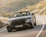 2019 Bentley Continental GT Convertible (Color: Verdant) Front Wallpaper 150x120 (38)
