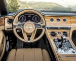 2019 Bentley Continental GT Convertible (Color: Verdant) Interior Cockpit Wallpaper 150x120 (40)