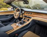 2019 Bentley Continental GT Convertible (Color: Verdant) Interior Seats Wallpaper 150x120 (41)