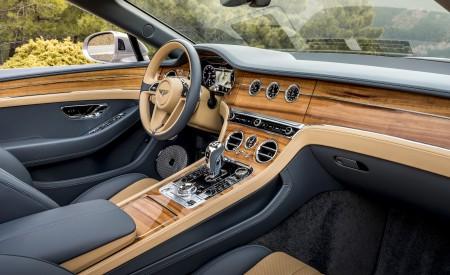 2019 Bentley Continental GT Convertible (Color: Verdant) Interior Seats Wallpaper 450x275 (41)