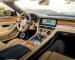 2019 Bentley Continental GT Convertible (Color: Verdant) Interior Wallpaper 150x120 (39)