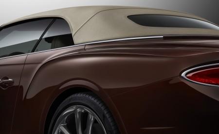 2019 Bentley Continental GT Convertible Detail Wallpaper 450x275 (108)