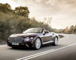 2019 Bentley Continental GT Convertible Front Three-Quarter Wallpaper 150x120 (42)