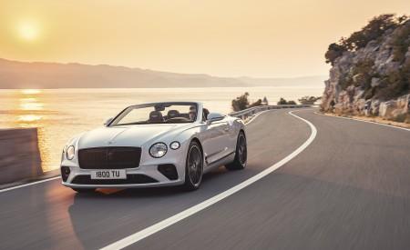 2019 Bentley Continental GT Convertible Wallpapers