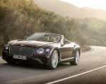 2019 Bentley Continental GT Convertible Front Three-Quarter Wallpaper 150x120 (43)