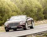 2019 Bentley Continental GT Convertible Front Wallpaper 150x120 (44)