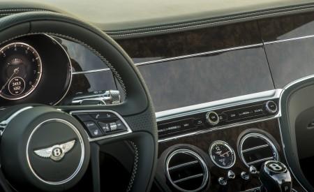 2019 Bentley Continental GT Convertible Interior Cockpit Wallpaper 450x275 (58)