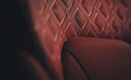 2019 Bentley Continental GT Convertible Interior Detail Wallpaper 450x275 (95)