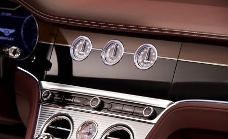 2019 Bentley Continental GT Convertible Interior Detail Wallpaper 450x275 (93)