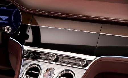2019 Bentley Continental GT Convertible Interior Detail Wallpaper 450x275 (92)