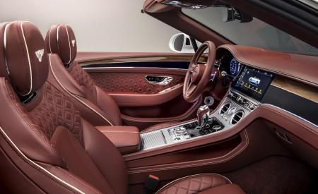 2019 Bentley Continental GT Convertible Interior Seats Wallpaper 450x275 (91)