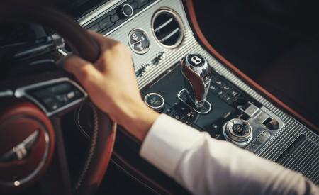 2019 Bentley Continental GT Convertible Interior Steering Wheel Wallpaper 450x275 (90)
