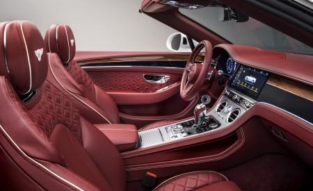 2019 Bentley Continental GT Convertible Interior Wallpaper 450x275 (96)