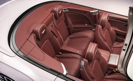 2019 Bentley Continental GT Convertible Interior Wallpaper 450x275 (84)