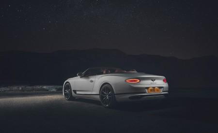 2019 Bentley Continental GT Convertible Rear Three-Quarter Wallpaper 450x275 (104)