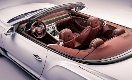 2019 Bentley Continental GT Convertible Rear Three-Quarter Wallpaper 450x275 (85)
