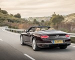 2019 Bentley Continental GT Convertible Rear Three-Quarter Wallpaper 150x120 (45)