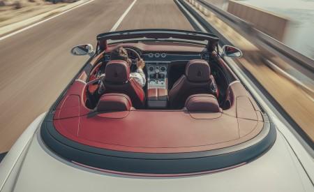 2019 Bentley Continental GT Convertible Rear Wallpaper 450x275 (78)