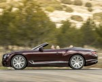2019 Bentley Continental GT Convertible Side Wallpaper 150x120 (47)