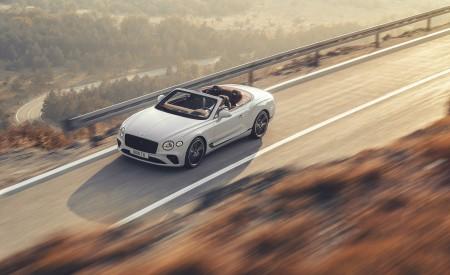 2019 Bentley Continental GT Convertible Top Wallpaper 450x275 (70)