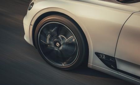 2019 Bentley Continental GT Convertible Wheel Wallpaper 450x275 (77)
