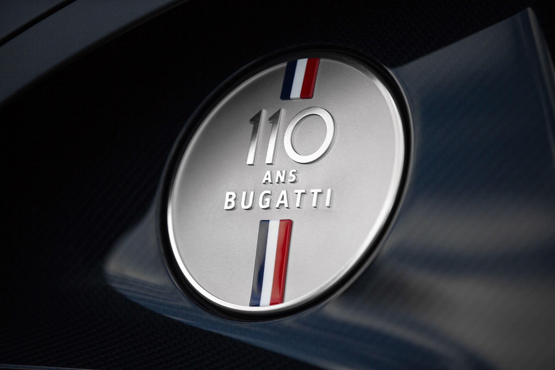 2019 Bugatti Chiron Sport 110 ans Bugatti Detail Wallpapers (8)