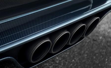 2019 Bugatti Chiron Sport 110 ans Bugatti Exhaust Wallpaper 450x275 (7)
