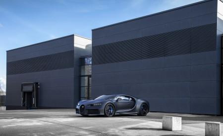 2019 Bugatti Chiron Sport 110 ans Bugatti Front Three-Quarter Wallpaper 450x275 (2)