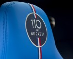2019 Bugatti Chiron Sport 110 ans Bugatti Interior Detail Wallpapers 150x120 (12)