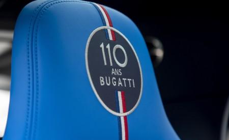 2019 Bugatti Chiron Sport 110 ans Bugatti Interior Detail Wallpaper 450x275 (12)