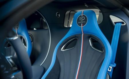 2019 Bugatti Chiron Sport 110 ans Bugatti Interior Front Seats Wallpaper 450x275 (11)