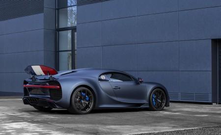 2019 Bugatti Chiron Sport 110 ans Bugatti Rear Three-Quarter Wallpaper 450x275 (3)