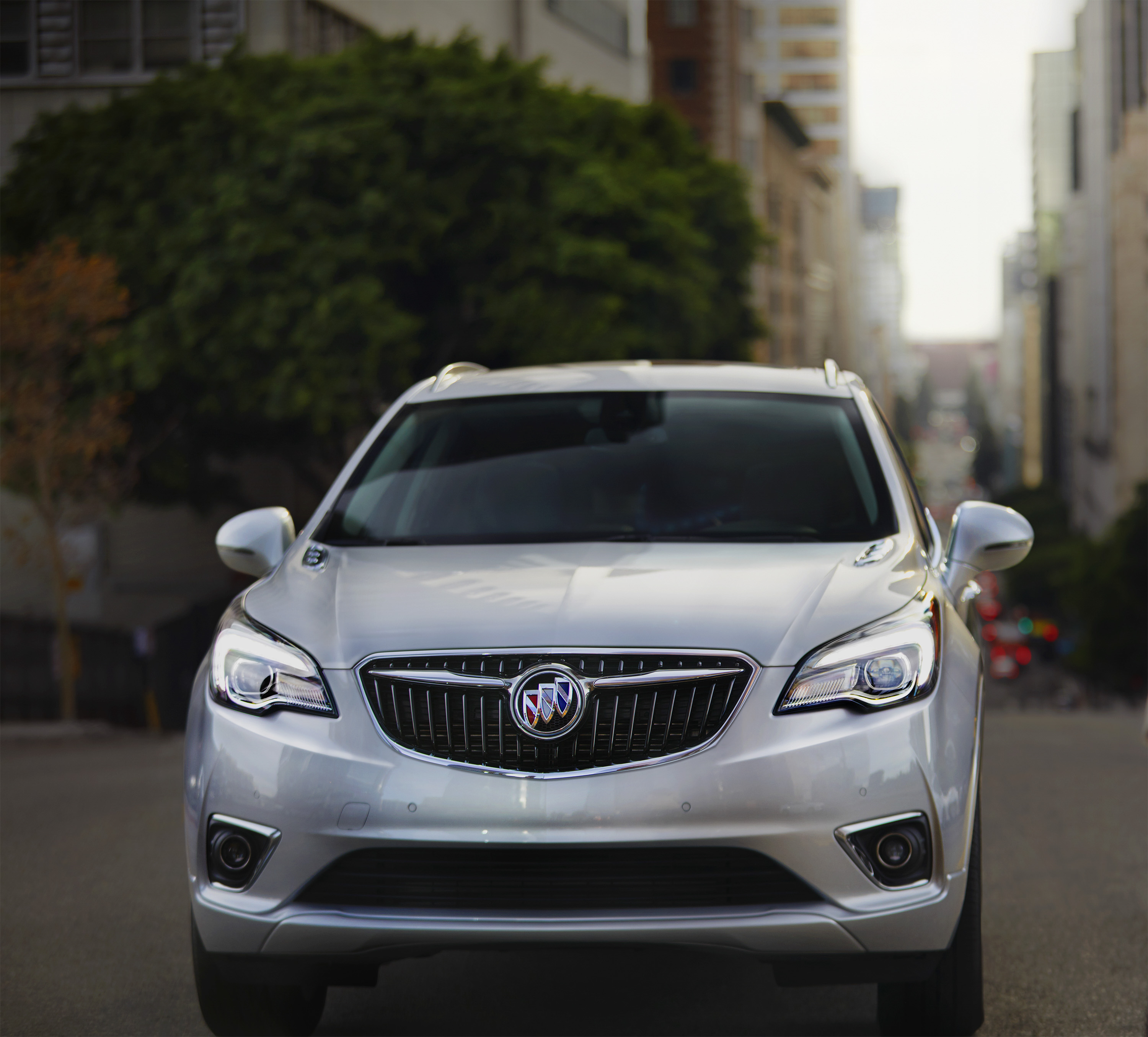 2019 Buick Envision Front Wallpapers (8)