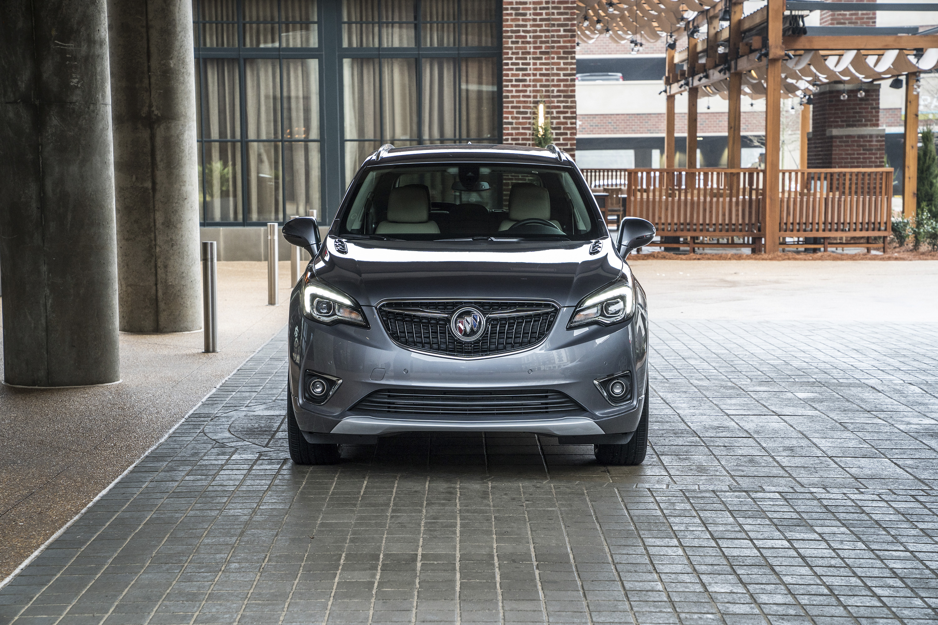 2019 Buick Envision Front Wallpapers (2)
