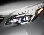 2019 Buick Envision Headlight Wallpapers 150x120 (17)