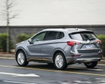 2019 Buick Envision Rear Three-Quarter Wallpapers 150x120 (3)