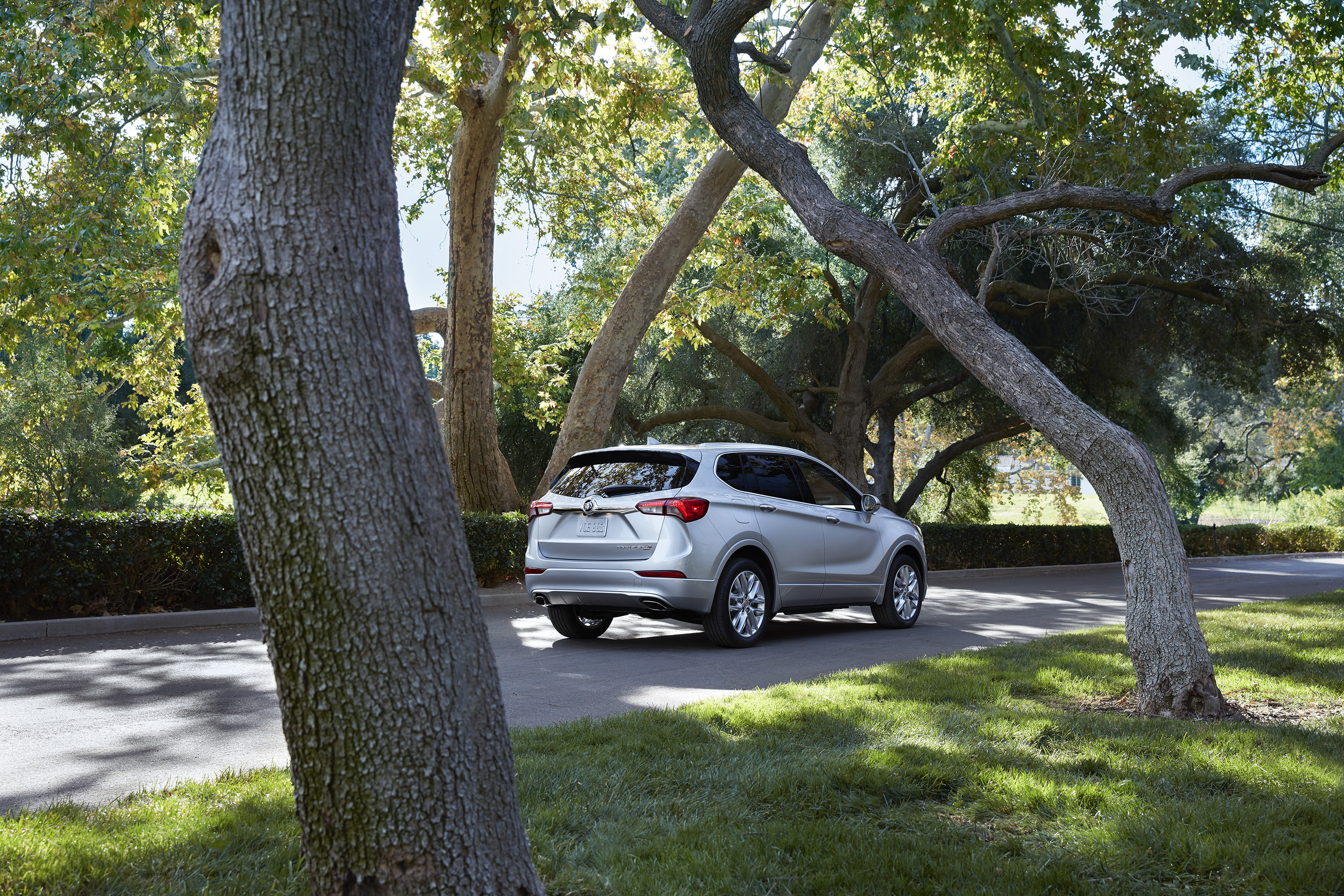 2019 Buick Envision Rear Wallpapers (10)