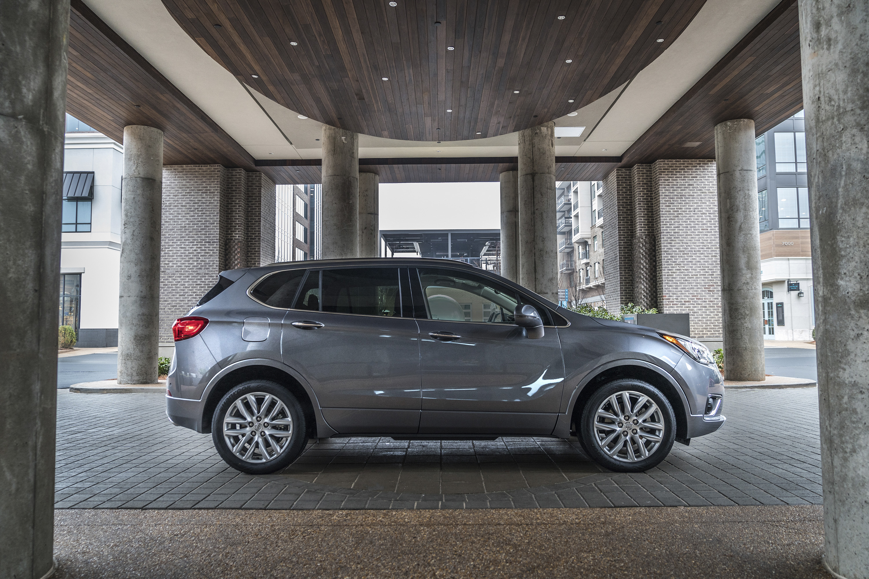 2019 Buick Envision Side Wallpapers (11)