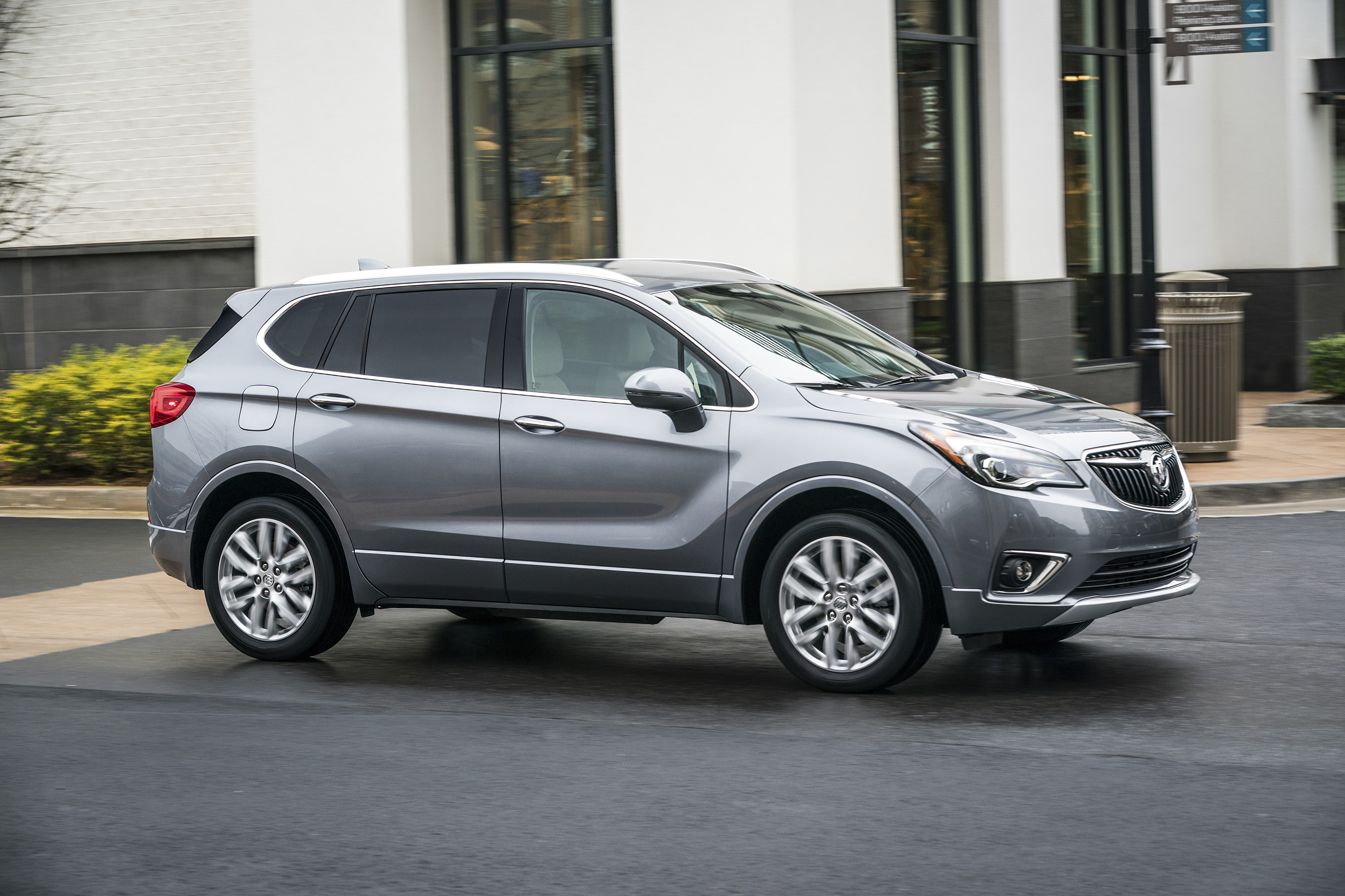 2019 Buick Envision Side Wallpapers (6)