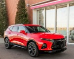 2019 Chevrolet Blazer RS Front Three-Quarter Wallpapers 150x120 (12)
