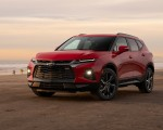 2019 Chevrolet Blazer RS Front Three-Quarter Wallpapers 150x120 (11)