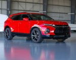 2019 Chevrolet Blazer RS Front Three-Quarter Wallpapers 150x120 (13)