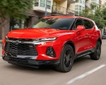 2019 Chevrolet Blazer RS Front Three-Quarter Wallpapers 150x120 (10)