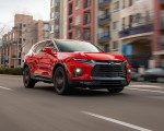 2019 Chevrolet Blazer RS Front Three-Quarter Wallpapers 150x120 (7)