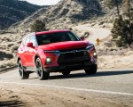 2019 Chevrolet Blazer RS Front Three-Quarter Wallpapers 150x120 (5)