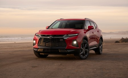 2019 Chevrolet Blazer RS Front Wallpaper 450x275 (9)