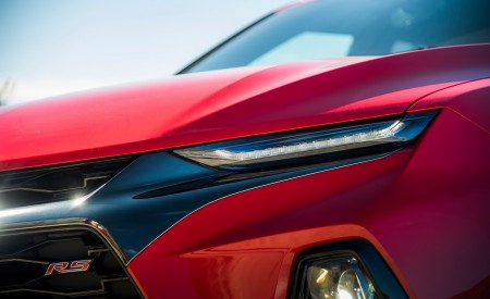 2019 Chevrolet Blazer RS Headlight Wallpaper 450x275 (21)