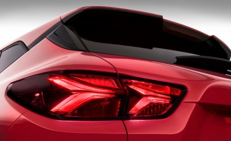 2019 Chevrolet Blazer RS Tail Light Wallpaper 450x275 (36)