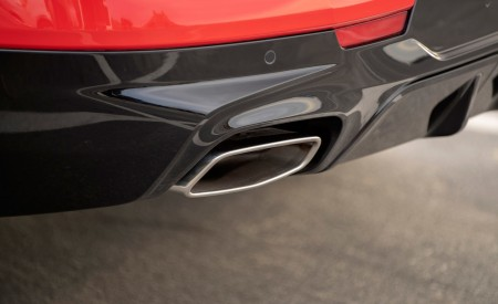 2019 Chevrolet Blazer RS Tailpipe Wallpaper 450x275 (37)