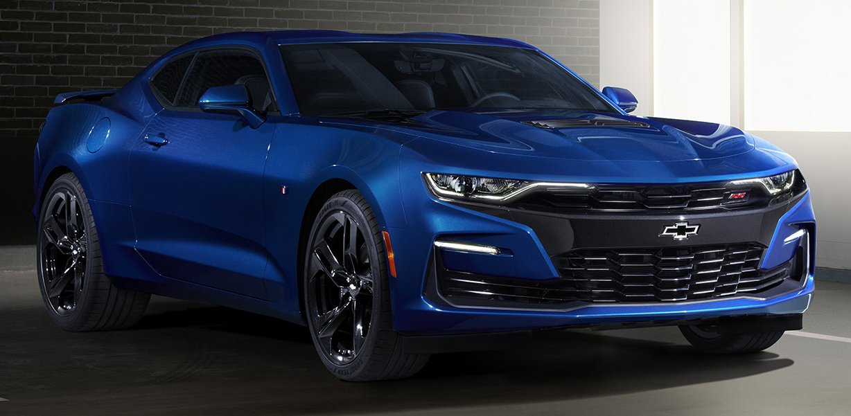 2019 Chevrolet Camaro Ss Coupe Front Three Quarter Wallpaper 130